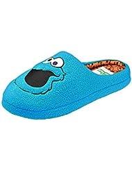 Great Gear Store - Zapatillas de estar por casa de Poliéster para hombre Azul azul Size - UK 7-8