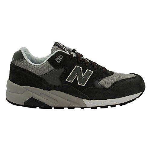 New Balance 580 Herren Sneakers Grau Grau