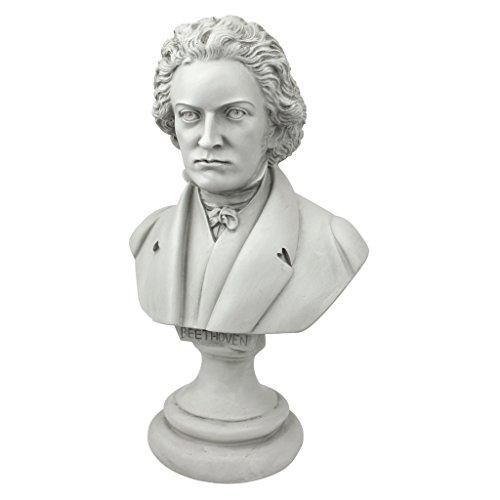 Design Toscano Die große Komponistensammlung: Beethoven-Figur