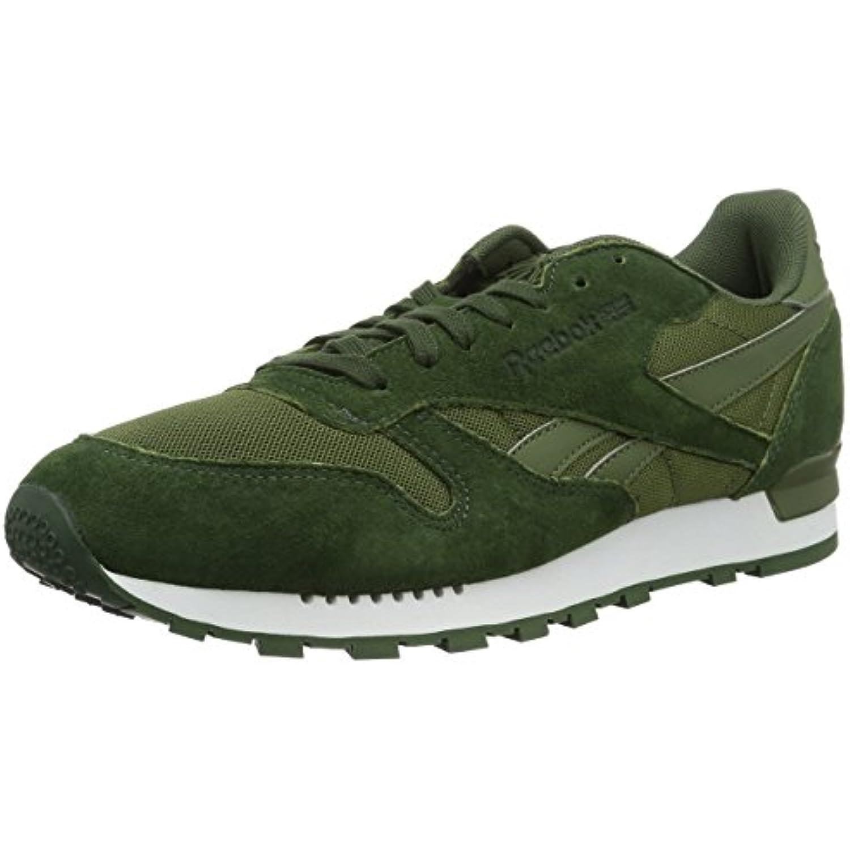 Reebok Classic Leather Clip Ele, Ele, Ele, Sneakers Basses Homme - B01LVTMKXJ - 4abb02