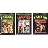 Tarzan Collection Vol. 1 (6 Filme auf 3 DVDs) mit deutschem Ton