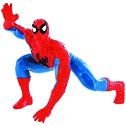 Spiderman - Figura agachada, color rojo (Comansi 96014)