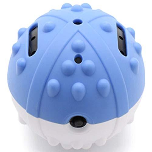 SODIAL Elektrische Haustier Spielzeug Ball Unregelm??Ige Vibration Haustier Ball Anti Zerrei?En Haustier - Hundespielzeug Vibration