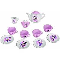 Smoby 7600024064 - Set de té de porcelana, diseño de Minnie
