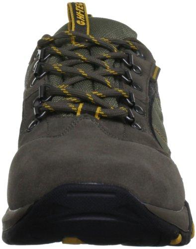 Hi-Tec - Scarponcini da escursionismo e camminata, Uomo Marrone (Braun (Smokey Brown/Taupe/Gold))