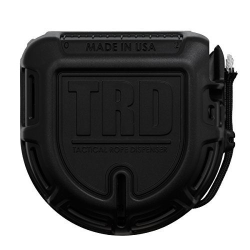 TRD - Tactical Rope Dispenser - Black by Atwood Rope MFG