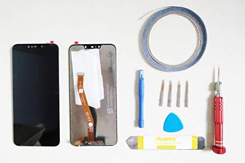 Boliguo - Pantalla táctil LCD de Repuesto para Xiaomi Mi Mix2S Mix 2S LCD + Kit de Herramientas + Cinta Adhesiva de Doble Cara incluida (Negro)