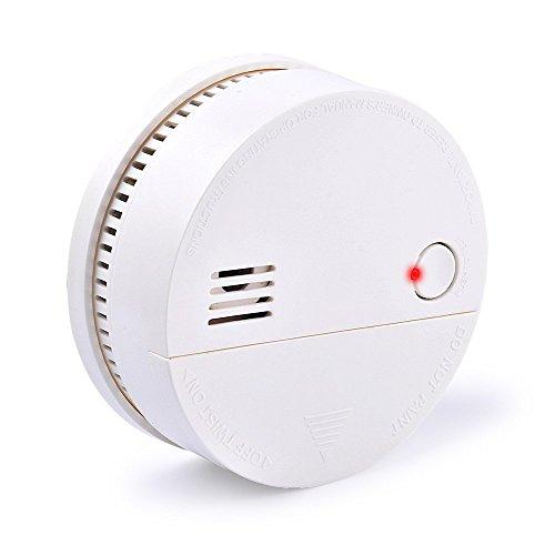 Kombinierter Kohlenmonoxid CO Melder & Rauchmelder Feuermelder Brandmelder, Batteriebetrieben