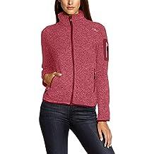 cheap for discount 235bb e2c92 Forro Sudadera Rojo Mujer Fleece sirahcandy Polar Tech Knit Cmp tw76II