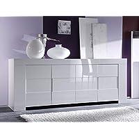 Amazon.fr   buffet design blanc laque - Voir aussi les articles sans ... 165e75d403b1