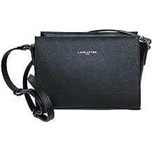 Lancaster - Mini sac trotteur Adèle LANCASTER Noir 33a806eed3c