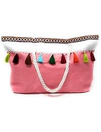 Bolsos de Playa Grandes de Mujer para Verano, Varios Colores