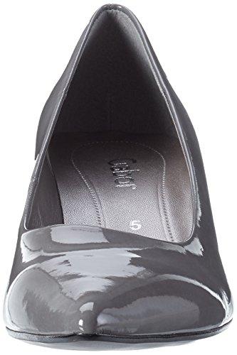 Gabor Shoes 61.25, Scarpe con Tacco Donna Grigio (stone 73)
