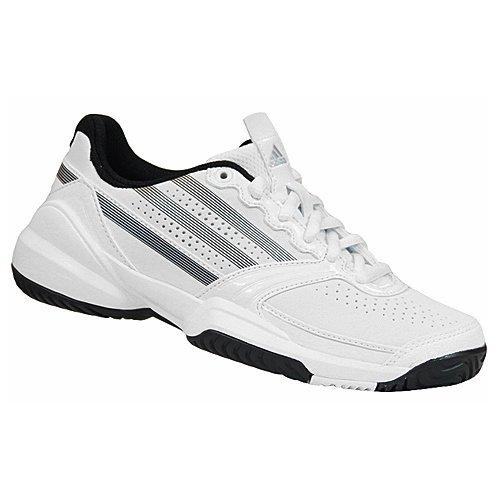 Adidas Galaxy Elite K Zapatillas de tenis, 38, blanco