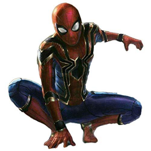 Spiderman Kostüm Für Erwachsene Spiel Anime Rollenspiele Halloween Cosplay Kostüme Superheld Gesetzt Siamesische Strumpfhose,Adult(Siamese)-XXXL (Trinken Halloween-party-spiele Für Erwachsene)