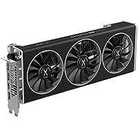 XFX Speedster QICK319 AMD Radeon RX 6700 XT Black Gaming Grafikkarte mit 12 GB GDDR6 HDMI 3xDP, AMD RDNA 2 RX-67XTYPBDP