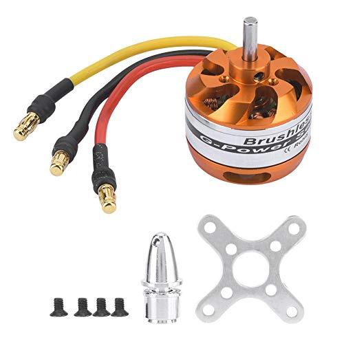 VGEBY1 Bürstenloser Motor, DYS D2822 Bürstenloser Motor für Ferngesteuertes Quad Copter Spielzeug(14-1450KV)
