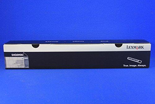 Preisvergleich Produktbild LEXMARK 54x Toner schwarz Standardkapazität 32.500 Seiten 1er-Pack