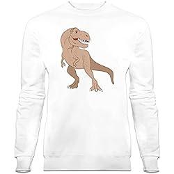 Sudadera T-Rex by Shirtcity