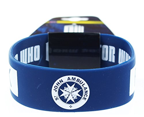 Preisvergleich Produktbild Doctor Who Rubber Wristband I Am TARDIS