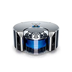 Dyson RB01 NB 360 Eye (Nickel/Blue) -Twice The Suction of Any Robot Vacuum, 160 W