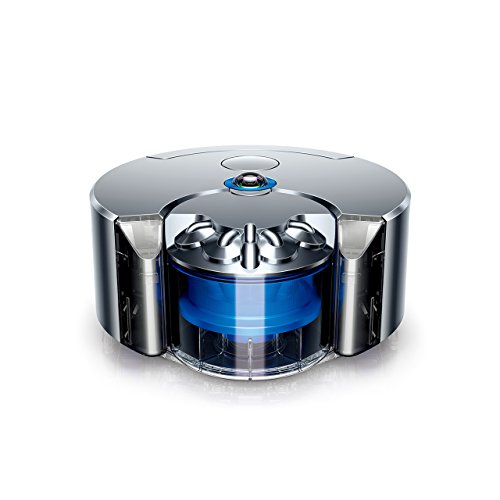 Dyson 360 Eye (Nickel/Blue)