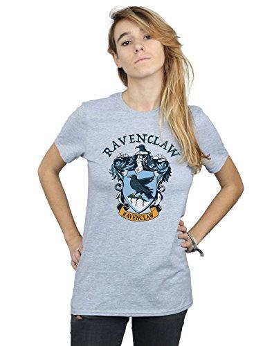 Harry Potter Women's Ravenclaw Crest Boyfriend Fit T-Shirt
