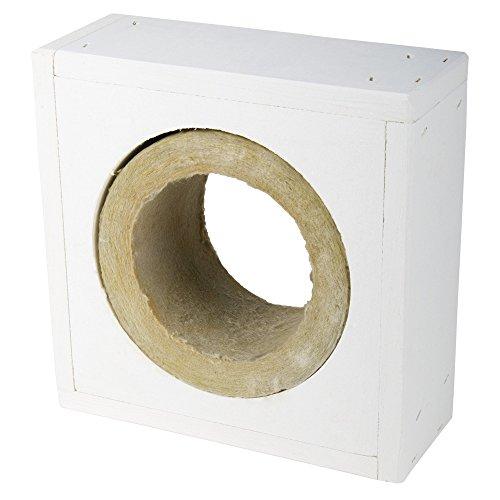 Brandschutz-Decken-Wanddurchführung für Kaminrohr dn 150 mm für Wandstärke 240 mm
