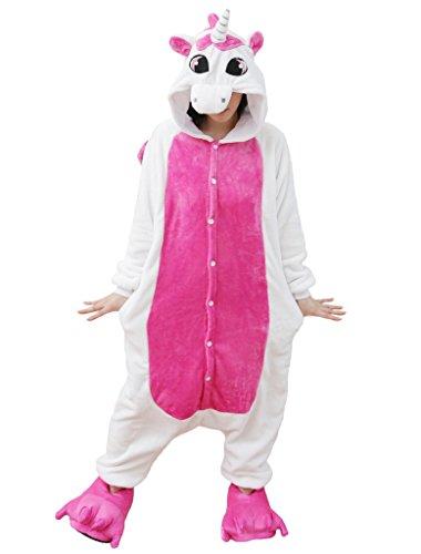 Ateid-kigurumi-Animal-Disfraz-Pijamas-con-Capucha-para-Adulto