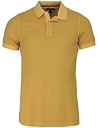 Tommy Hilfiger MW0MW05159 - Micro Print Garment Dye Polo Tommy Hombre