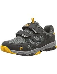Jack Wolfskin Mtn Attack 2 Low Vc K, Chaussures de randonnée mixte enfant