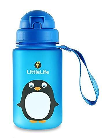 LITTLELIFE ANIMAL DRINKS BOTTLE (PENGUIN)