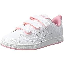 adidas Vs ADV CL Cmf C, Sneaker a Collo Basso Unisex-bambini