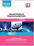 Information and Communication Technologies (ICT) : ESE 2020: Prelims:Gen. Studies & Engg. Aptitude