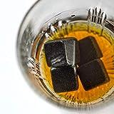 Kobert-Goods Whisky Steine (12 Stück) aus Speckstein - 5