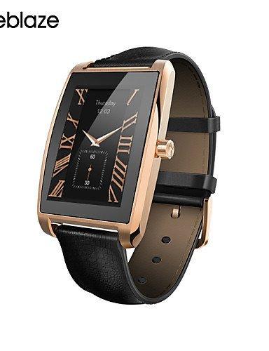 Zeblaze Cosmo mtk2502C 1,61pulgadas IPS Bluetooth 4.0Smart Watch Heart Rate Monitor Apoyo...