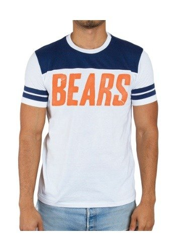 NFL Chicago Bears Men's Sideline Crew T-Shirt Small