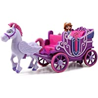 Price comparsion for Jada Toys Sofia Royal Carriage R/C Vehicle