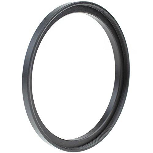 Kiwifotos Step-Up Filteradapter (Anpassungsring, Step-Ring) 62mm-72mm - z.B. für 72-mm-Filter an Objektiv mit 62-mm-Frontgewinde 62 Mm-adapter-ring