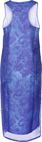adidas OE Tank W Kleid Blau