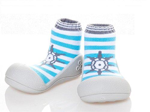 Attipas , {Chaussures premiers pas pour bébé (garçon) Turquoise