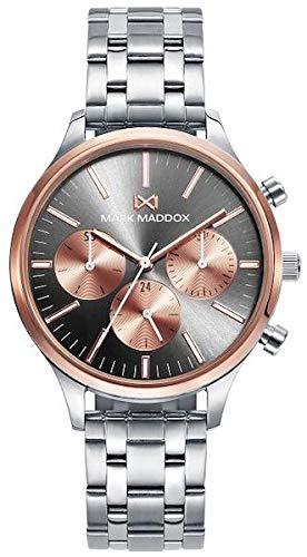 Mark Maddox MM0110-47 Montre à Bracelet pour Femme