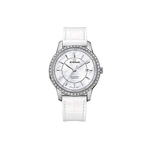Eterna Tangaroa Lady Automatic Watch,Diamond, SW 200, 2947.50.61.0285