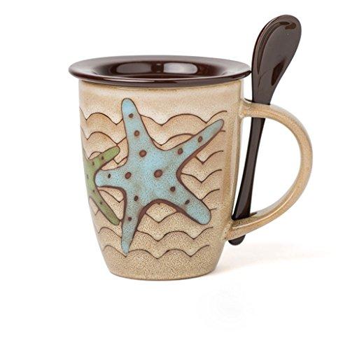 Personalizzati tazze in ceramica tazze di caffè creativo Mark tazze di latte Coppe (Personalizzati Tazza Di Caffè)