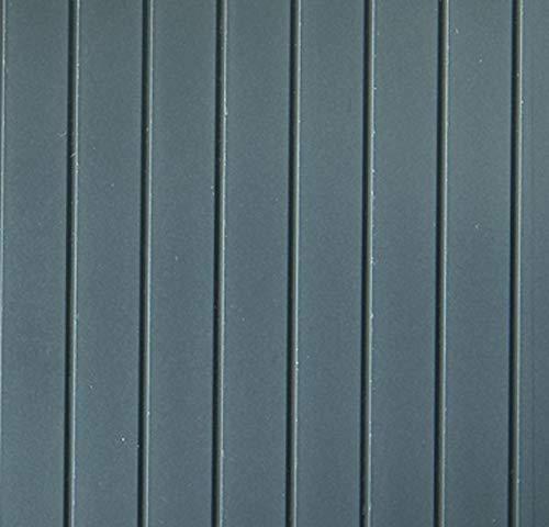 Auhagen 52235.0 - Dekorplatten Blechdach, 10 x 20 cm Struckturfläche, bunt
