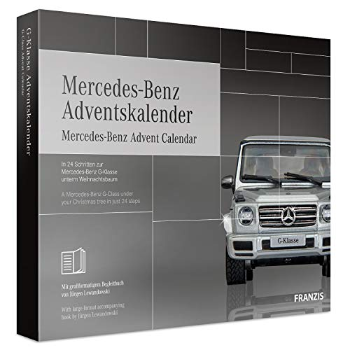 FRANZIS Mercedes Benz Adventskalender