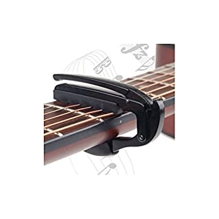 Guitar Capo Clamp For Electric Acoustic Tuba Quick Trigger Release [ARTUROLUDWIG]