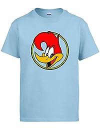 Diver Camisetas Camiseta El Pájaro Loco Dibujos