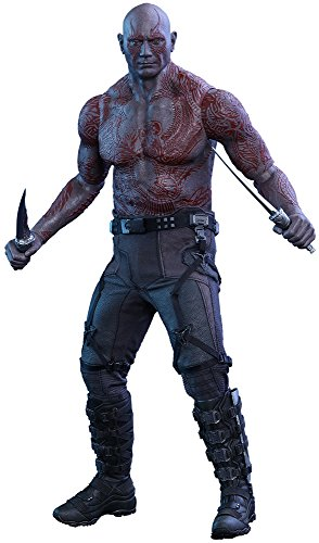 Hot Toys HT902669 Drax The Destroyer Figure, Escala 1:6