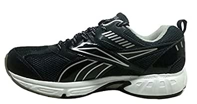 Reebok Men's Active Sport Iii Lp Navy/Silver/White/Black Running Shoes - 8 UK/India (42 EU) (9 US)(M45107)